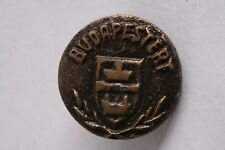 "Hungary Badge ""For Budapest"" Community Service Activism Volunteer Medal Award"