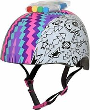 Raskullz Color Me Pony Child Bicycle Helmet - for ages 5-8 years (50-54 cm)