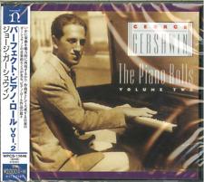 GEORGE GERSHWIN-THE PIANO ROLLS. VOLUME TWO-JAPAN CD E25