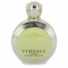 Versace Eros by Versace 3.4 oz 100 ml EDT Spray TESTER Perfume for Women