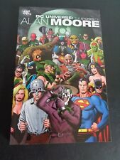 Dc Comics: Stories of Alan Moore (2006, Paperback Book, Revised) Free Shipping