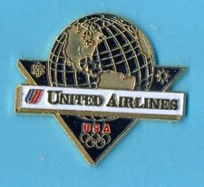 UNITED Airlines Olympic Games Badge