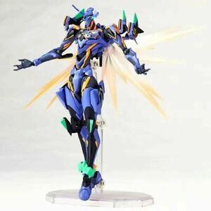 Revoltech Yamaguchi Evangelion Evolution EVA 01 Final Model Action Figure Toye