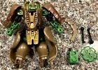 Beast Wars Transformers 10th Anniversary Deluxe Rhinox - No Transmutate Piece