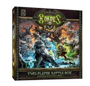 Privateer Press Hordes Mk II Rules Two-Player Battle Box EX