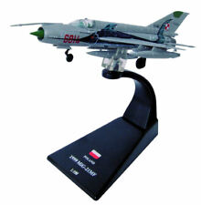 "Mikoyan-Gurevich MiG-21MF ""Big Fish,"" 3rd Tactical Squadron, Fuerza Aerea Polaca"