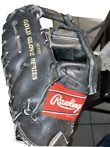 """Rawlings PRO-wfbb13.25"""" USA Horween First Base Mitt Left Hand Throw"""