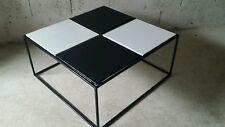 Table basse salon  vintage années 70 80 design sottsass Memphis
