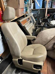 GENUINE LAND ROVER HEAD REST HEADREST FRONT SEAT LR4