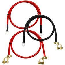 Batteriekabel Massekabel Kabelschuh Polklemme 10-50² 0,25-3m Masseanschlusskabe