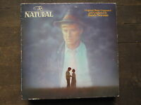 LP - O.S.T. THE NATURAL  RANDY NEWMAN