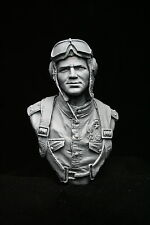 200 mm 1/9 V-Bust WWII Soviet pilote Hero of the Soviet Union