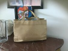 chanel handbag authentic Beige Tote