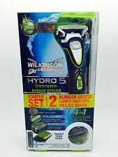 Wilkinson Sword Hydro 5 Groomer Razor Shave Edge Electric Trimmer