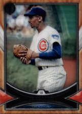 Ernie Banks 2018 Tribute #10 Chicago Cubs BX T5A
