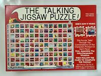 The Talking Jigsaw Puzzle! The Office Building 560 piece Jigsaw COMPLETE