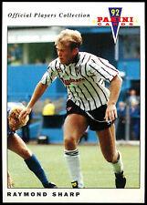 Raymond Dunfermline Athletic #329 panini fútbol Sharp Tarjeta de 1992 (C358)