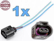 1x 2 PINS CONNECTEUR DE RÉPARATION AUDI A4/S4 A8 A3 A6 SEAT SKODA VW TOUAREG CC