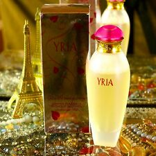 YRIA Yves Rocher Eau D'Ete Summer Fragrance Without Alcohol 3.4 oz + Box