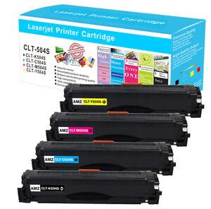 4 Toner für Samsung CLT-504S Xpress C1860FW C1810W CLP-415N CLP-415NW CLX-4195FN