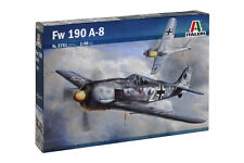 Italeri 1:48 2751: Avión de hélice Focke Wulf 190 a-8