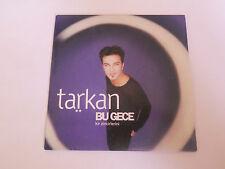 Tarkan - Bu gece - cd single