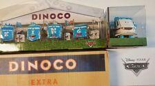 Disney Pixar Cars SDCC D23 Dinoco Convoy Brothers Barry Diesel Rare King Fans