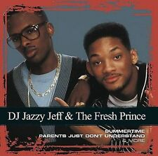 Collections [Greatest Hits] by DJ Jazzy Jeff & the Fresh Prince (Cd 2007) NEW