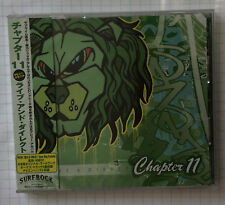 CHAPTER 11 - Live & Direct + 2 BONUS  JAPAN CD OBI NEU! PCCY-80016 SEALED