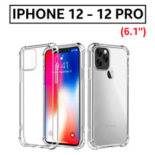 "Funda Silicona Reforzada para APPLE IPHONE 12 - 12 PRO 6.1"" Antigolpes Protector"