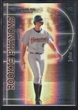 JOHN BUCK 2002 DONRUSS #7 RC ROOKIE PHENOMS ASTROS SP #0084/1000