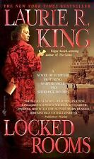 Locked Rooms by Laurie R. King (2006, Paperback) Mary Russell 8