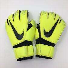 Nike GK Premier SGT ACC Soccer Gloves Mens Size 10 Volt Black GS0369-702