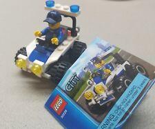 Lego City 30228 Police ATV