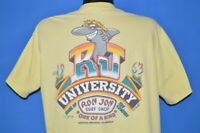 vtg 90s RON JON SURF SHOP POCKET SHARK SURFING COCOA BEACH FLORIDA t-shirt XL