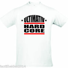 NEU Ultimativ Hardcore Training Sport Kraftsport Bodybuilding Fitness Shirt