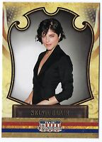 Selma Blair.  2011 Panini Trading Card #9 . In Protective Sleeve