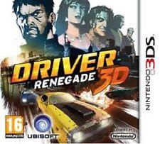 DRIVER RENEGADE  3D GAME GIOCO NINTENDO DS NUOVO SIGILLATO 3DS