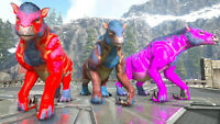 Ark Survival Evolved Xbox One PvE 1 100% Imprinted Chalicotherium 200+ W/saddle