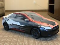 DAIM Mirko Reisser 'Scion tC' 2006 One-of-a-Kind Painting on Molded Car SIGNED