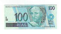 100 Reais Brasilien 2006 C329 / P.247e - UNC Brazil Banknote