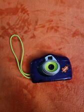 Vintage Slime Nickelodeon Nick Click Digital Camera and cord 90s Purple