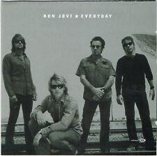 BON JOVI ~ Everyday (enhanced cd single, 2002) Cat. 063 936-2