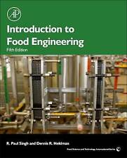 USED (GD) Introduction to Food Engineering, Fifth Edition (Food Science and Tech