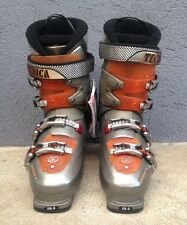TECNICA BOOTS ORANGE AND GRAY SNOWBOARD BOOTS ENTRYX 2 8 SIZE 280 32CM NEW