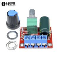 5V-35V 5A 20khz LED DC Motor Controller Speed PWM Regulation Dimmer