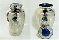 Angel Wings Cremation Urns for Human Ashes Adult Large for Memorial Restaall