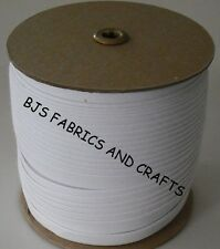 """WHITE Bias Tape 1/2"""" Double Fold EXTRA WIDE 12 Yds"""