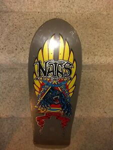 Santa Monica Airlines Santa Cruz Natas Panther Skateboard Deck NEW Rare Reissue