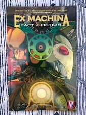 ex machina volume 3 fact v. fiction